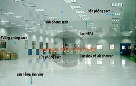 Picture for category Model 1 clean room standard and process