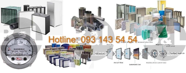 Hotline: 093 143 54 54 - Công nghệ lọc khí - Chất lượng sản phẩm là yếu tố quan trọng hàng đầu quyết định sự tồn tại và phát triển của Công ty.