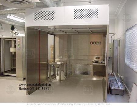 Hình ảnh nhóm sản phẩm Downflow Booths